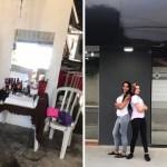 peluqueria salon belleza 3 - À 17 ans elle coupait des cheveux dans sa modeste maison. Deux ans plus tard, elle a ouvert son propre salon : quand on veut, on peut !