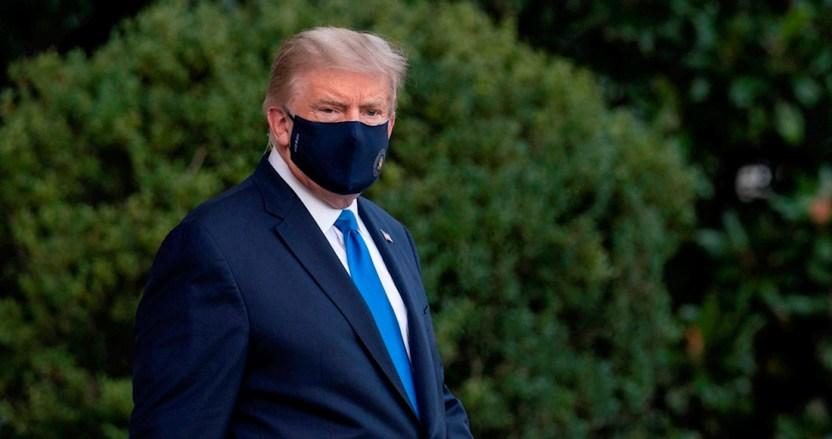 trump 2 - Chris Christie, asesor de Trump, da positivo a la COVID-19; van 15 casos ligados a la Casa Blanca