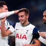 Harry Winks golazo - Harry Winks, jugador inglés del Tottenham marcó un tremendo y sorpresivo golazo