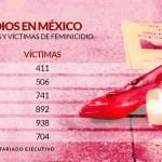 feminmx 2 - Las mexicanas luchan entre la impunidad contra otra pandemia: la violencia que las mata cada día