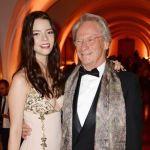 """Anya Taylor Joy y su padre Dennis Taylor - La sorprendente historia del padre de la protagonista de """"Gambito de dama"""""""