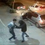 Asalto en Uruguay - VIDEO: Ladrón se lleva tremenda sorpresa al intenta robar a persona que resultó ser policía