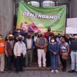Tlaxcala Campesinos - Campesinos en pie de lucha para recuperar el campo tlaxcalteca