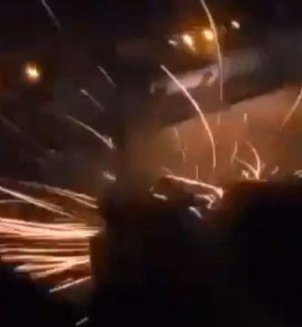 VIDEO  Momento exacto en que sicarios del CJNG balean a autoridades mexicanas - VIDEO: Momento exacto en que sicarios del CJNG balean a autoridades mexicanas