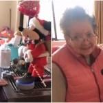 abuelita sorprendida - VIDEO: Abuelita pide por favor a Alexa canciones de Agustín Lara y conmueve a las redes sociales
