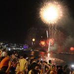 acapulco - El espectáculo de pirotecnia de fin de año, en Acapulco, es cancelado por COVID-19: Astudillo