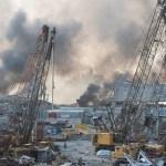 ap20330171209130 - Los cargos contra un Ministro y tres exfuncionarios por la explosión en Beirut causan polémica