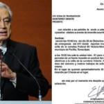 cfe 2 - Tamaulipas desconoce oficio que la CFE presentó sobre el incendio que generó apagón en México