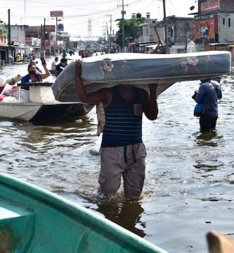 """clima - El Metereológica pronostica lluvias en Chiapas y Tabasco, estados afectados por """"Iota"""" y """"Eta"""""""