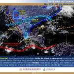 clima 5 12.jpg 242310155 - Segunda tormenta invernal traerá heladas a México