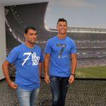 hermano cristiano ronaldo fraude playeras - Hermano de Cristiano Ronaldo es investigado por vender playeras piratas