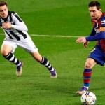 """messi 3 - Messi: """"Si me voy [del Barcelona], me gustaría irme de la mejor manera""""; lanza guiño a la MLS"""