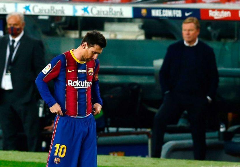 """messi 1229 efe - """"Está preparando su vuelta al Barcelona… porque ya se ha ido"""": la entrevista con Leo Messi que dejó varias interpretaciones"""