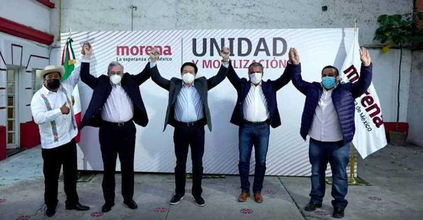 morena aspirantes guerrero michoacan sinaloa - Morena presenta a sus candidatos para las gubernaturas de Guerrero, Michoacán y Sinaloa