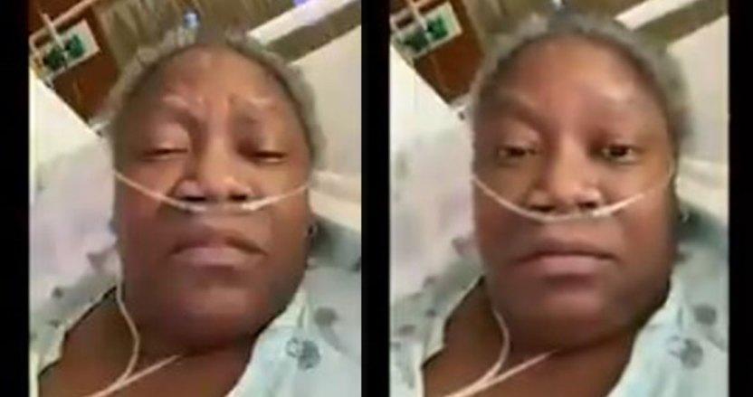 mujer video covid racismo - VIDEO: En mensaje antes de morir, doctora de EU acusa maltrato a enfermos COVID afroamericanos