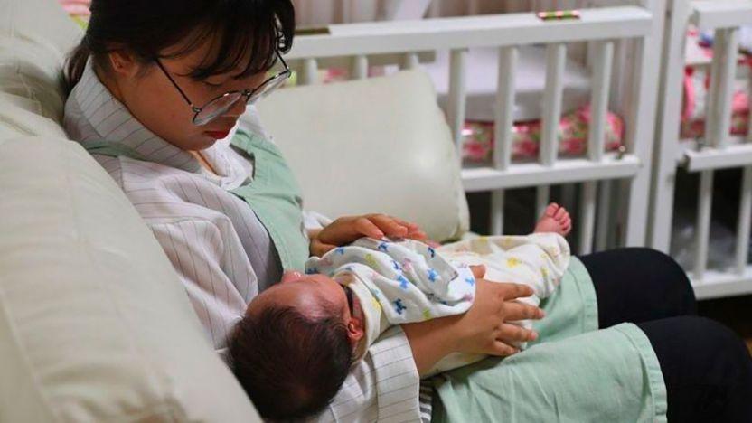 116341802 corea ok - La alarma en Corea del Sur, el país con la natalidad más baja del mundo, tras registrar por primera vez más muertes que nacimientos