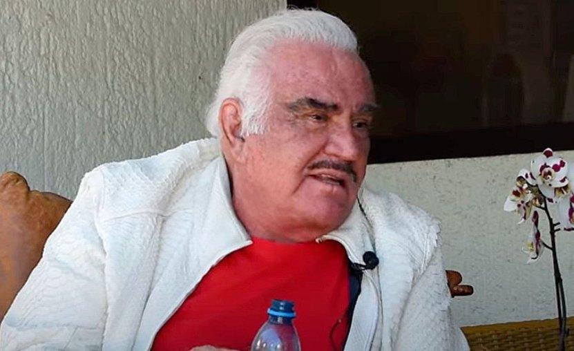 18 5 - Vicente Fernández rompió el silencio tras denuncia de acoso