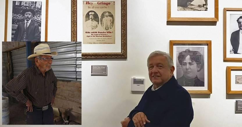 AMLO envia saludo a su tocayo de 124 anos en Ciudad Juarez - AMLO envía saludo a su tocayo de 124 años que vive en Ciudad Juárez