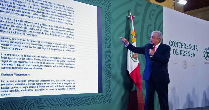 AMLO espera que Biden otorgue ciudadania a mexicanos migrantes en EU - AMLO espera que Biden otorgue ciudadanía a mexicanos migrantes en EU