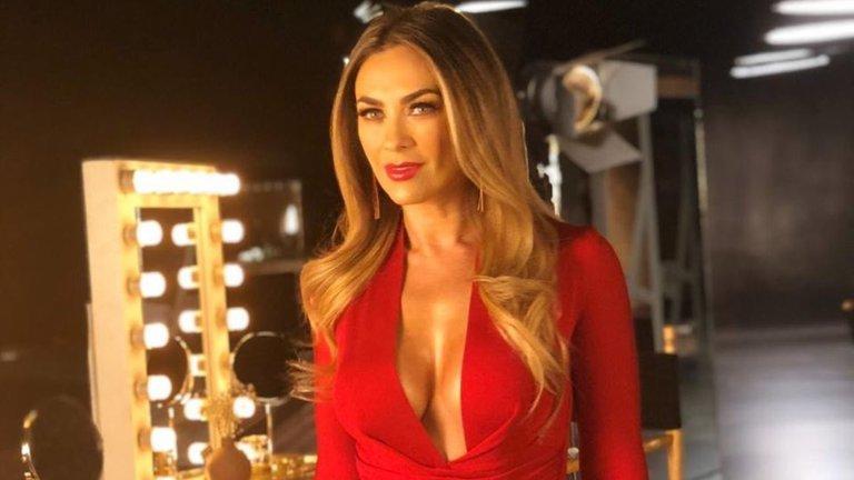Aracely Arambula - El atrevido desnudo de Aracely Arámbula, la mujer que enamoró a Luis Miguel