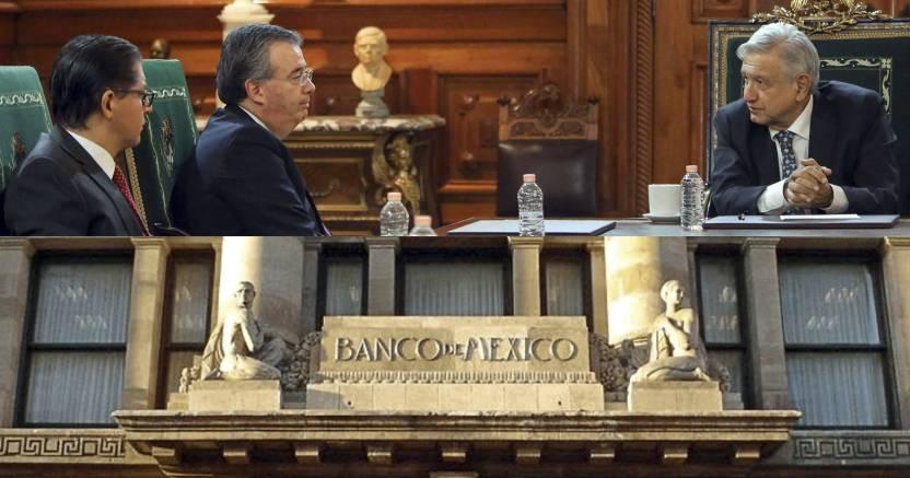Banco de Mexico podria ser de 53 el crecimiento economico en 2021 - podría ser de 5.3% el crecimiento económico en 2021