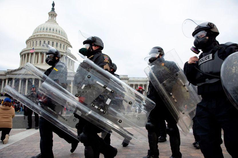 Capitolio 47a6d3c47e8da5a9bd5011df6eb7ae44a6bae8c2 - Racismo contra minorías: 'No es nada nuevo'