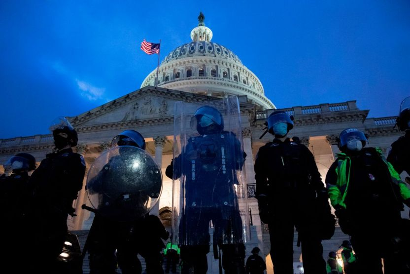 Capitolio 5dd6e6d15d7e88566dee73b6b66c4446519068d9 - Obama y otros líderes políticos de EE.UU. condenan a Trump por la toma del Congreso