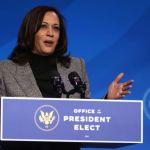 GettyImages 1296748233 - Kamala Harris dimite como senadora de California para asumir como vicepresidenta de EE.UU.