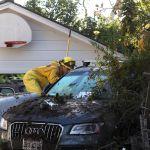 GettyImages 904271268 - California es azotada por una fuerte lluvia que ha causado derrumbes, inundaciones y evacuaciones