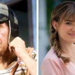 """Maria Penella nieta de Chespirito - Quién es María Penella, la nieta de """"Chespirito"""" que debuta en la televisión mexicana"""