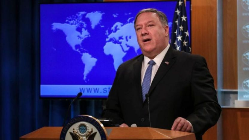 Pompeo 106495642 gettyimages 1137697710 - Qué impacto tiene para Cuba volver a la lista de países patrocinadores del terrorismo del gobierno de EE.UU.
