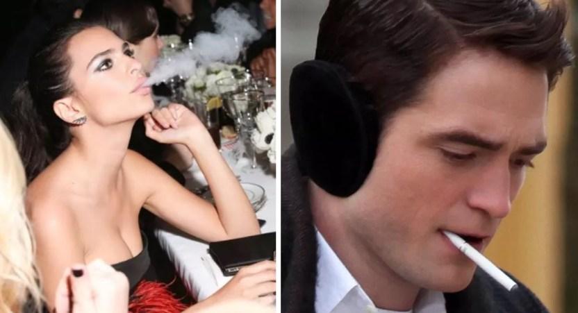 Portada 1 - Fumar hace daño, pero esto te da mucho estilo: 26 celebridades que usan su vaporizador en público