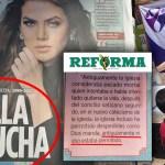 Reforma humilla a modelo fallecida tras su suicidio en Aguascalientes - Reforma humilla a modelo fallecida tras su suicidio en Aguascalientes