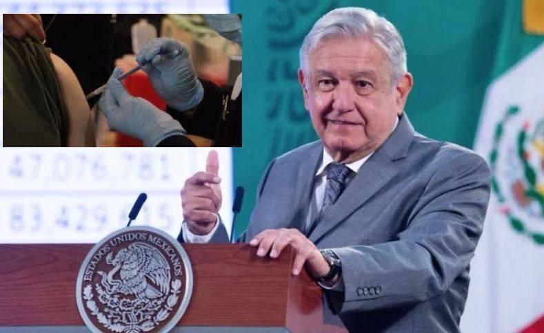 amlo vacunacion maestros  - Se planea vacunar este fin de semana a 20 mil maestros de Campeche