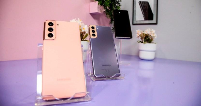 befunky collage 51 - En el marco del CES 2021, Samsung presenta el Galaxy S21 Ultra 5G, su producto insignia en 2021