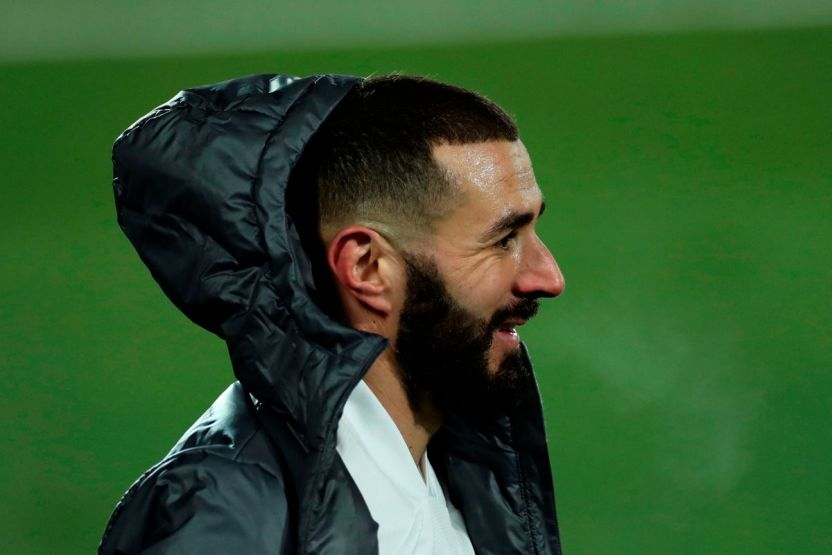 benzema 0107 efe - Sus problemas con la ley apenas comienzan: Karim Benzema será juzgado por el caso de chantaje a Mathieu Valbuena