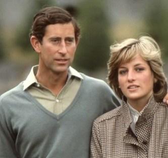 carlos diana2 - ¿Cuándo decidió Diana separarse del príncipe Carlos?