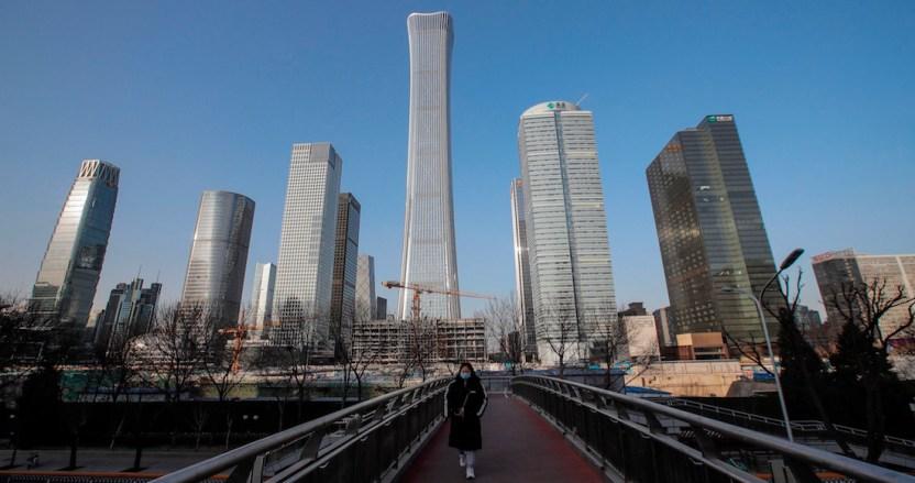 china 3 - China resiste a COVID y es la única potencia en registrar crecimiento económico; PIB crece 2.3% en 2020