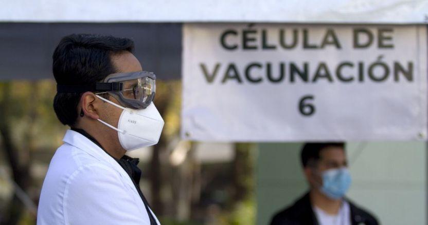 cuartoscuro 794022 digital - La UNAM y La Salle y ofrecen al Gobierno prestar ultracongeladores para vacunas COVID-19