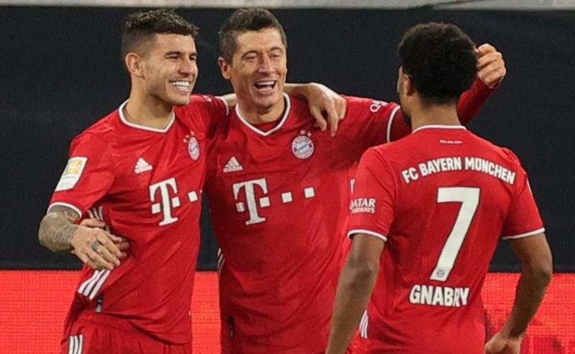 el bayern munich lidera el once ideal en 2020 de lxquipe crop1609782495235.jpg 242310155 - Bayern Múnich encabeza once ideal en 2020 de L'Équipe
