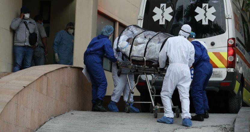 el virus es un huracan furioso sobre el continente - El virus es un huracán furioso sobre el continente: México, EU y Brasil rompen récord de muertes