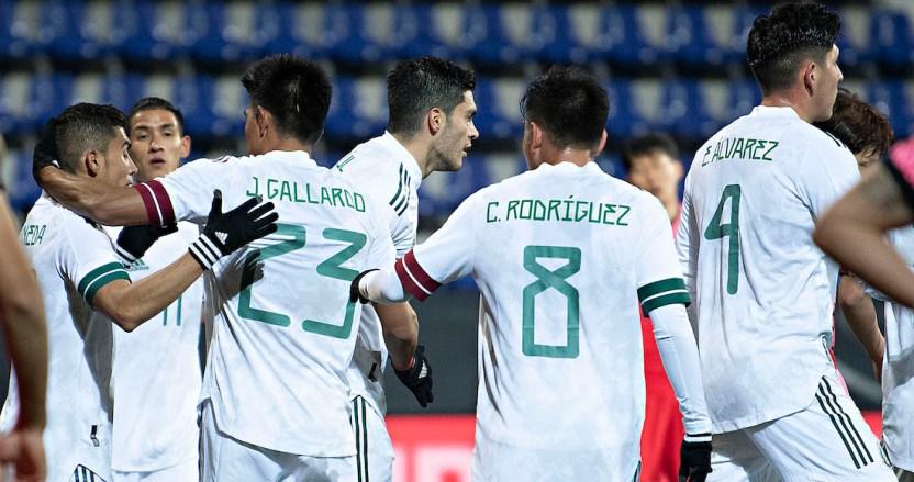 er vfloxuaytryz - La Selección Mexicana se enfrentará a Costa Rica en un duelo amistoso el próximo 30 de marzo