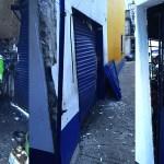 explosion - Un flamazo por acumulación de gas provoca una explosión al interior de un taller en Azcapotzalco