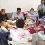 fiesta 1 - Salgado Macedonio, investigado por 2 violaciones, hace fiesta de cumpleaños con más de 500 invitados