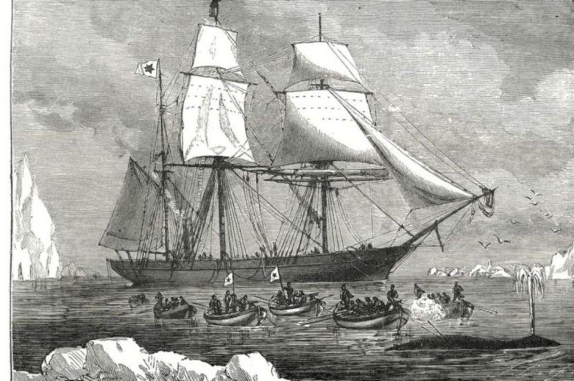 grabado marino 116516755 gettyimages 512808640 - Viral en TikTok: Sea Shanties, las viejas canciones de marineros que causan furor