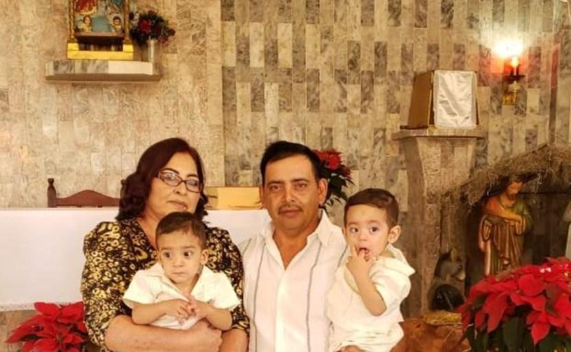 img 20201220 wa0060 x3x crop1611685405230.jpg 242310155 - Los Leyva Velasco bautizan a sus herederos