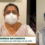 imss pediatra vacuna covid 19 denuncia gandallismo - Pediatra que denunció 'gandallismo' iba a recibir vacuna en enero: IMSS