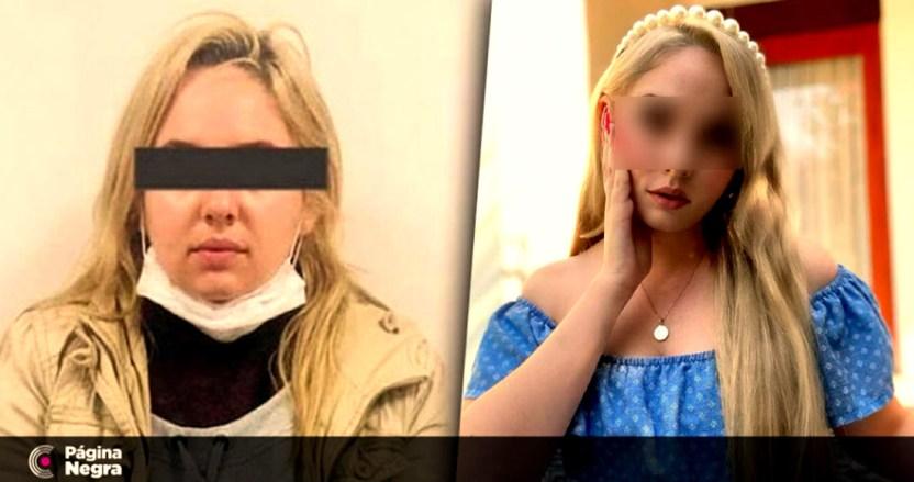 """influencer nl - La influencer mexicana Camila es detenida por presunto robo y fraude; """"mi hija es inocente"""", dice la madre"""