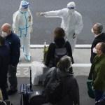 investigadores wuhan oms - Científicos del mundo llegan a Wuhan. ¿Su misión? Confirmar cómo brincó el virus al humano
