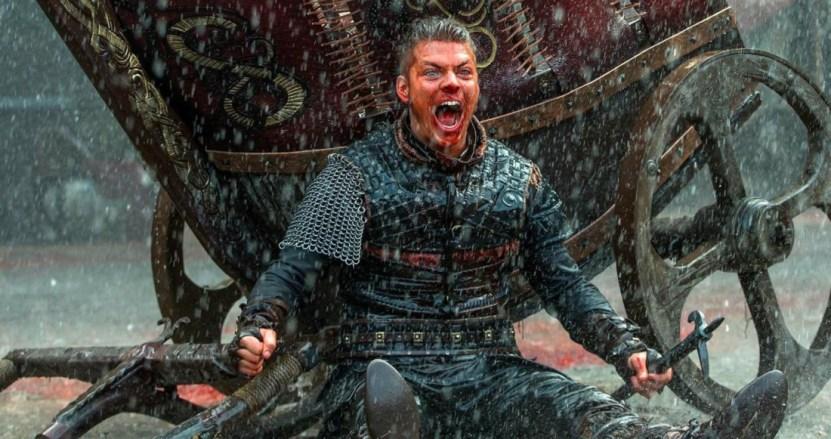 ivar carro sangre k39c 1248x698abc 1 - La verdadera historia de Ivar El Deshuesado el hijo mayor de Ragnar de la serie Vikingos